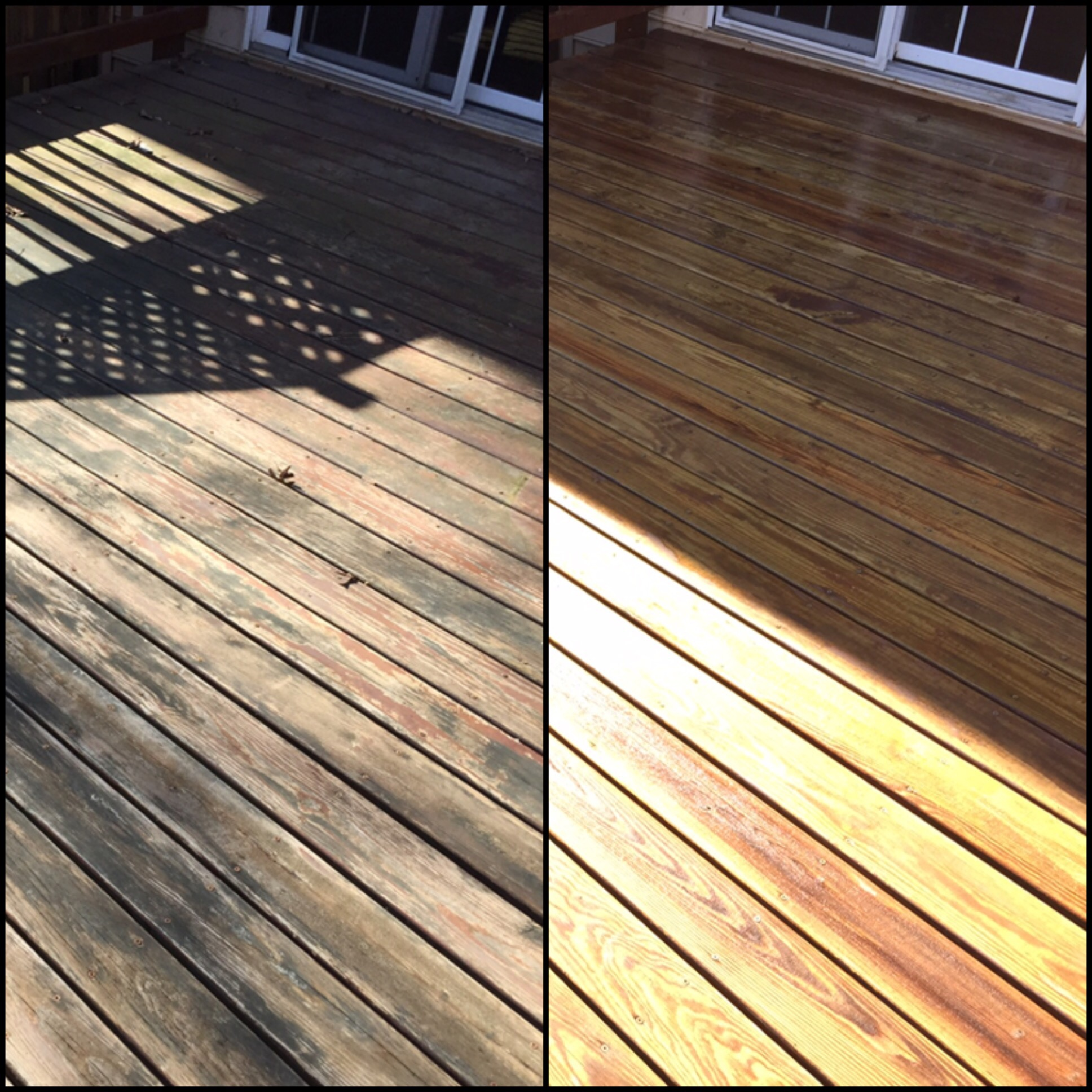 Deck Power Washing - Deck And Patio Services Mickleton, New Jersey