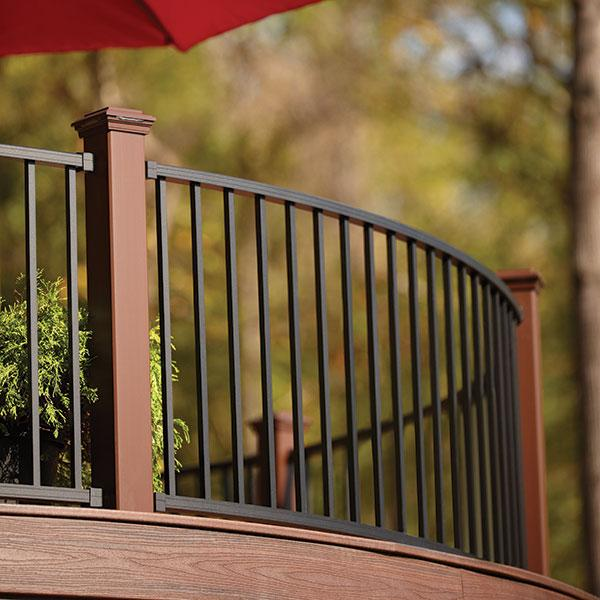 Trex Railing Installation - Deck And Patio Services Bedminster, New Jersey
